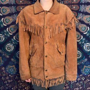 Hippie Men's/Women's RARE VINTAGE Fringe Jacket